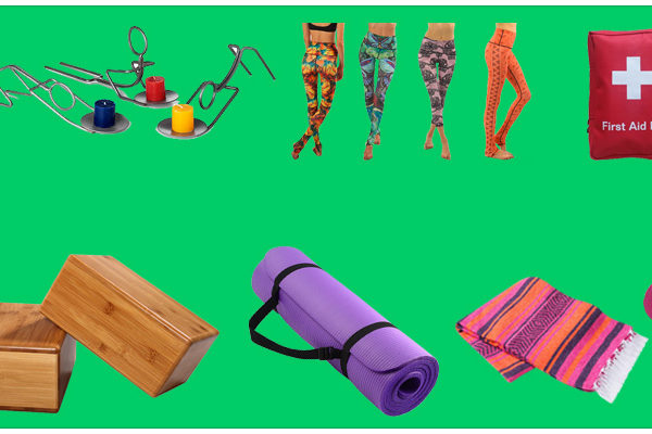 How many & what things should a yogi carry at all times